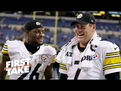 Le Veon Bell s criticism of Ben Roethlisberger is completely unnecessary Stephen A. First Take