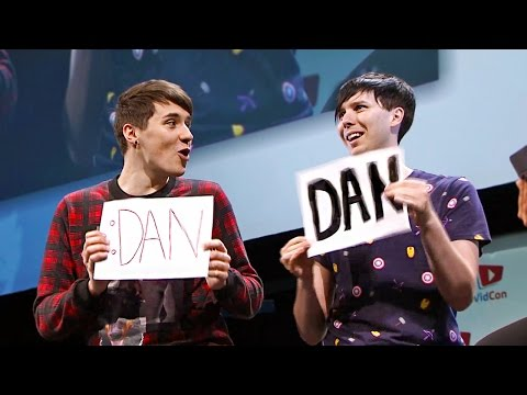 Who's more likely to - Dan or Phil?