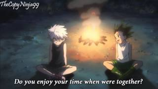 Naruto & Sauske/Gon & Killua-Friendship (ASMV)