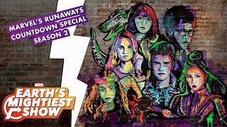 Marvel's Runaways Season 2 Countdown Special! | Earth's Mightiest Show