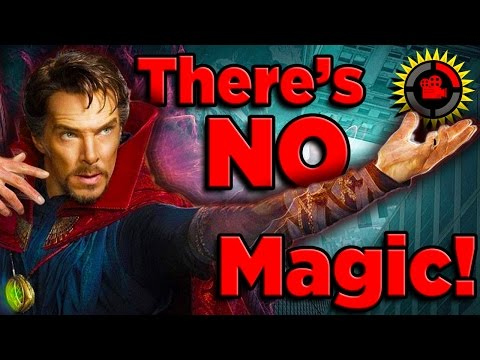 Film Theory Doctor Strange Magic DEBUNKED by Science