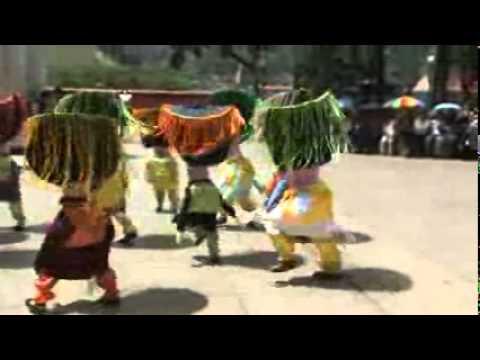 Los Enanos y la Muñeca de la Calenda Guarenas 8 de agosto 2010