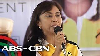 TV Patrol: Leni, 'Cinderella ng pulitika' ayon sa tagapagsalita ni Duterte