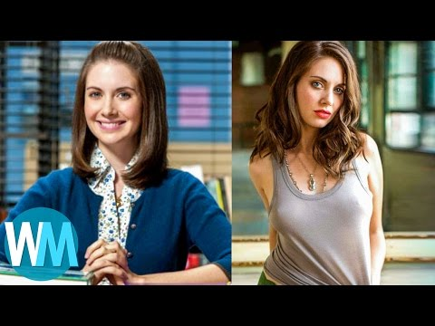 Top 10 Nerdy Characters Who Are HOT In Real Life