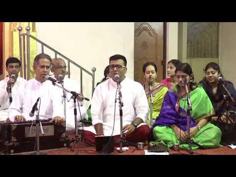 Xxx Mp4 Tippu Amp Harini 39 S Program At Saiprem Vashi On 29th Oct 2017 Quot One With Sai Quot 3gp Sex