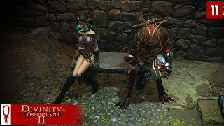 WITHERMOORE'S SOUL JARS - Divinity Original Sin 2 Gameplay Part 11 - [Coop Multiplayer]