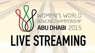 2015 World Women's Championships - Singles, Squad 1