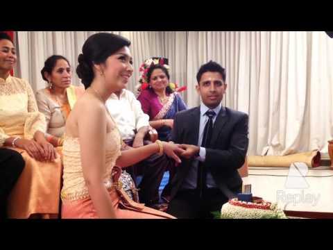 ANCHANA Resort and Spa's Thai-Indian Wedding
