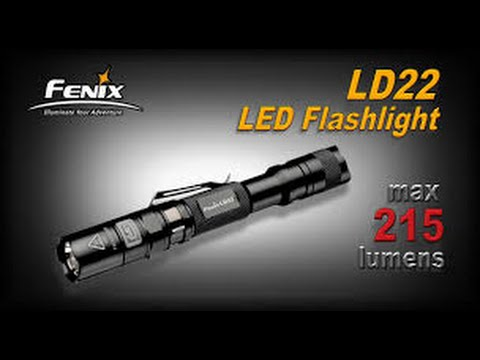 Xxx Mp4 Fenix LD22 215 Lumen 2 AA Flashlight Review 3gp Sex