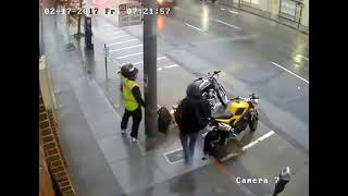 سرقة الدراجات النارية