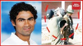 Mohammad Kaif Slams Kashmiri Youths Attacking CRPF Jawans