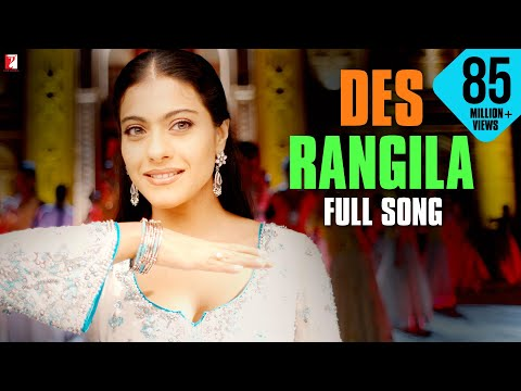 Xxx Mp4 Des Rangila Full Song Fanaa Aamir Khan Kajol Mahalaxmi Iyer 3gp Sex