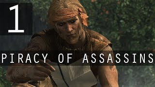 [1] Piracy of Assassins (Let's Play Assassin's Creed 4: Black Flag w/ GaLm)