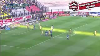 América vs Cruz Azul (3-3) clausura 2016