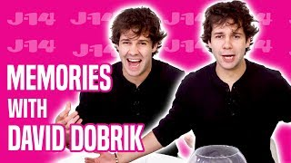 David Dobrik Talks Dolan Twins, Kylie Jenner, and More | Memory Game