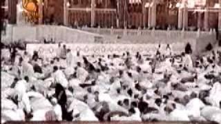 Very Emotional MashAllah SheikhGhamdi (Surat Al-Furqan 56-77)