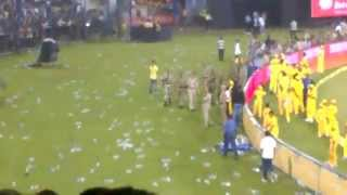 India Vs. Southafrica 2nd T20 Incident at Barbati stadium,Cuttack - video HD 2015