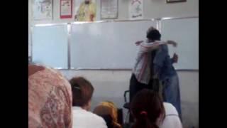 Lycée hai daya مسرحية الغافلون