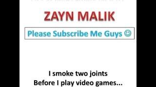 Zayn  Malik -  Do Something Good Lyrics