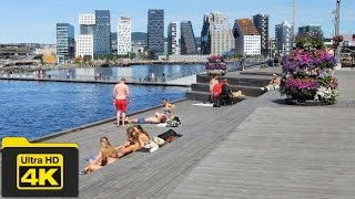 4K NORWAY, OSLO TRAVEL GUIDE VIDEO, Best Places To Go, Top Attractions, Best Things To Do