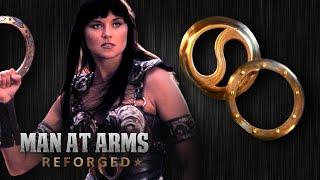 Chakram (Xena: Warrior Princess) - MAN AT ARMS: REFORGED