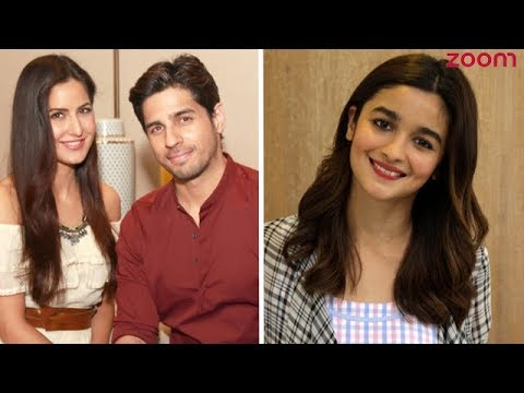 Sidharth Finds A Support In Katrina After His Break Up With Alia   Bollywood News