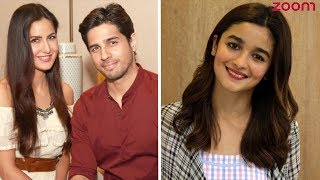 Sidharth Finds A Support In Katrina After His Break Up With Alia | Bollywood News