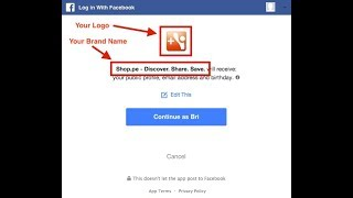 How to get you Facebook app approved after the April/May 2018 Facebook app restrictions?