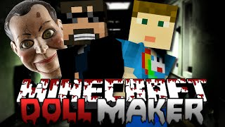 Minecraft | The Haunted Doll Maker | Hugo is a JERK!