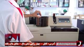 Alfalah medical laboratory kabul afghanistan