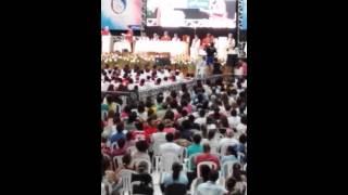 RCC orando pelo Brasil no ENF 2016