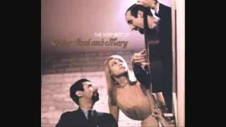 Peter, Paul & Mary - Where have All the Flowers Gone