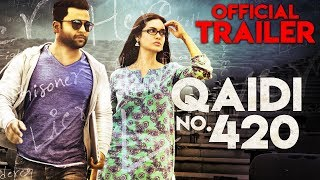 QAIDI NO. 420 (Veedevadu) 2018 | Official Trailer | Esha Gupta | 2018 New Released Upcoming Movie