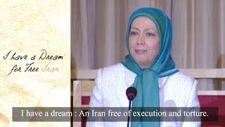 What is your dream for a Free Iran?