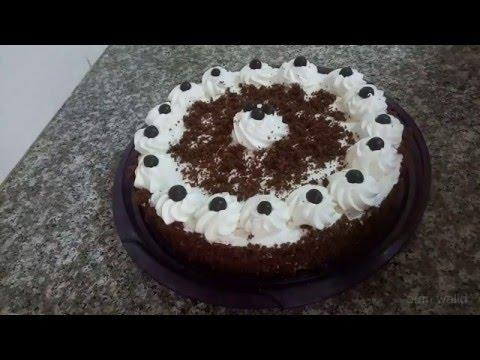 شهيوات ام وليد كيكة عيد ميلاد