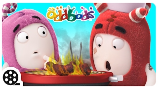 Cartoon | Oddbods - COOKING CATASTROPHE | Funny Cartoons For Children