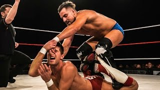 Zack Sabre Jr vs Marty Scurll - Pro Wrestling World Cup 17 (1st Round English Qualifier)
