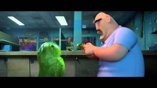 ΒΡΕΧΕΙ ΚΕΦΤΕΔΕΣ 2 3D (Cloudy With A Chance Of Meatballs 2 3D) Μεταγλωττισμένο trailer B
