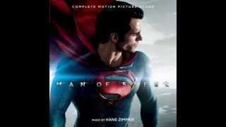 Man of Steel: Complete Motion Picture Score | 42. Final Confrontation