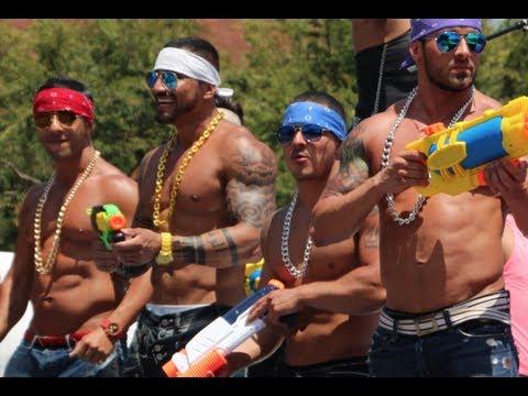 Los Angeles Gay Pride in West Hollywood