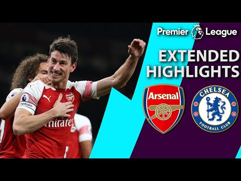 Xxx Mp4 Arsenal V Chelsea PREMIER LEAGUE EXTENDED HIGHLIGHTS 1 19 19 NBC Sports 3gp Sex