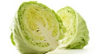 Amazing Health Benefits of Cabbage  –  it provides 85% of the body's daily requirement