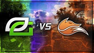 Echo Fox vs OpTic Gaming (WW:II)
