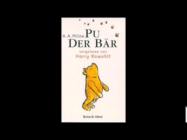 Pu der Bär / Winnie-der-Pu und einige Bienen - gelesen von Harry Rowohlt