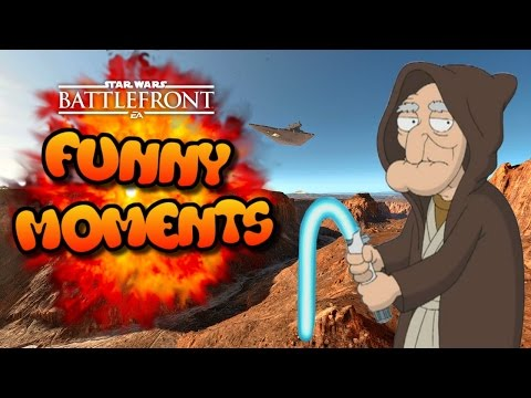 Xxx Mp4 Star Wars Battlefront FUNTAGE Funny Moments Montage 28 Chewbacca S Sex Tapes 3gp Sex