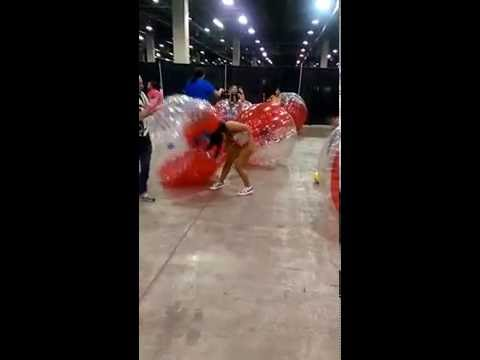 1st Ever eXXXotica Chicago Wicked Ball Soccer Game 07/10/16