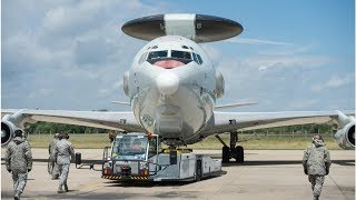 Boeing delivered the final AWACS aircraft to NATO - babanews