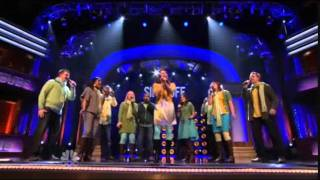 """2nd Performance - Voices Of Lee - """"No One"""" by Alicia Keys - Sing Off - Series 1"""