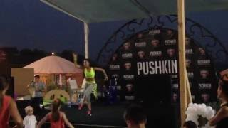 Zumba®Fitness в Уфе ( Can't Touch This - Warm-up zin 62)
