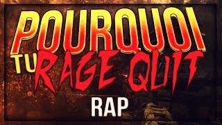 BLACK OPS 3 - POURQUOI TU RAGE QUIT ! [RAP]